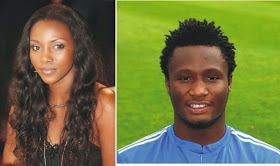 """Genevieve Nnaji Is A Very Lovely Person"" -- Mikel Obi Reveals His Relationship With Nollywood Actress"